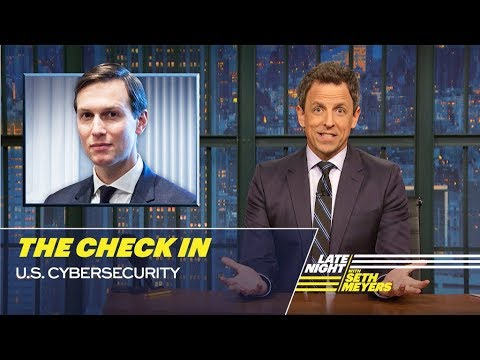 The Check In: U.S. Cybersecurity