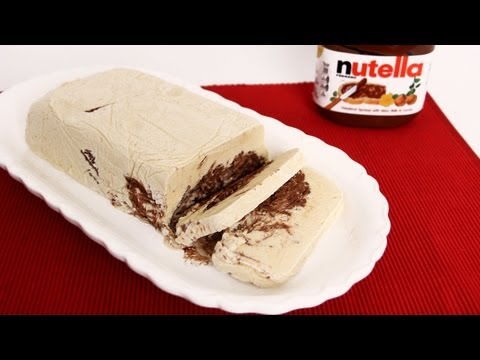 Nutella Semifreddo Recipe - Laura Vitale - Laura in the Kitchen Episode 610