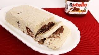 Nutella Semifreddo Recipe - Laura Vitale - Laura in the Kitchen Episode 610