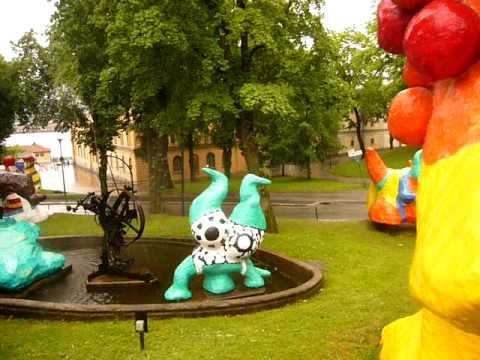 Stockholm Travel Series: Museum of Modern Art (Moderna Museet)