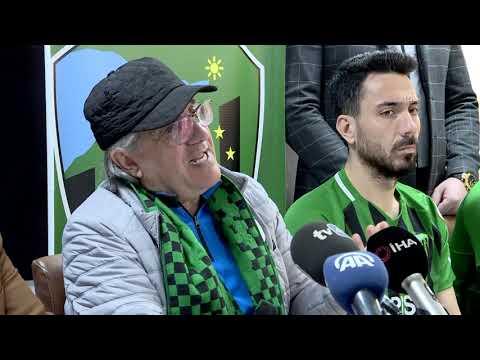 Kocaelispor, Mustafa Reşit Akçay ve 4 futbolcuyla sözleşme imzaladı   YEDİ KITADA