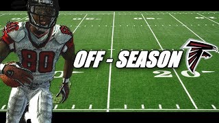 WILL WE MOVE ON FROM VICK - MADDEN 2007 FALCONS FRANCHISE OFF- SEASON