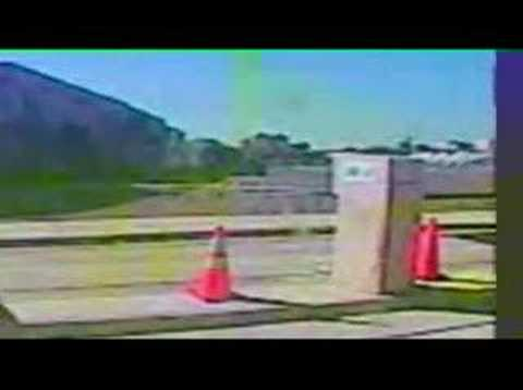 The Pentagon Security Camera On 911 Part 1