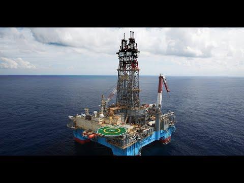 Maersk Deliverer Angola- Reunião de Despedimento Part 1 (04/08/2013) #maersk #drillship #chevron