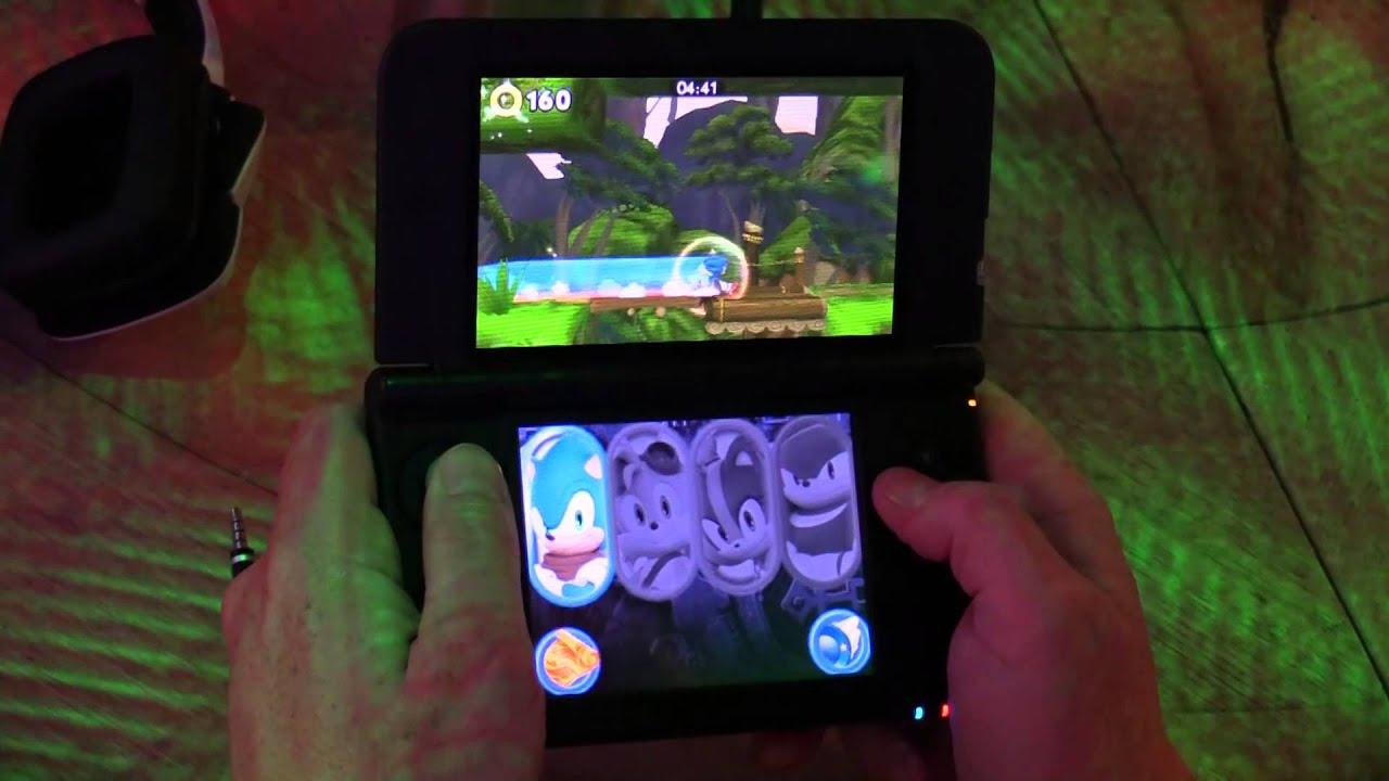 8 Minutes of Sonic Boom 3DS - Seaside Jungle (E3 2014 ...
