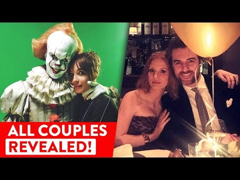 IT Chapter Two Real-life Partners Revealed  ⭐ OSSA Radar