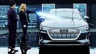 Капитан Марвел в рекламе Audi e-tron и Мстителей 4: Финал