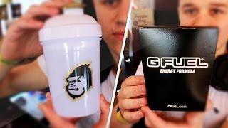 NEW GAMMA GORILLA SHAKER CUP! & G-FUEL PREMIUM PACK UNBOXING!