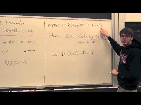 Ramsey Theory 3: Ramsey Numbers and Ramsey's Theorem
