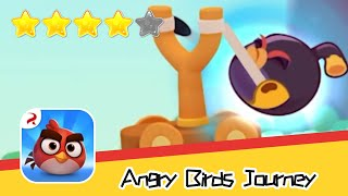 Angry Birds Journey 65 Walkthrough Fling Birds Solve Puzzles Recommend index four stars