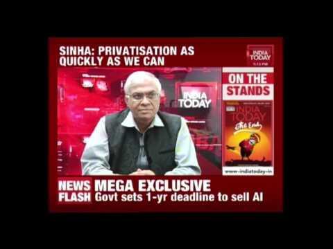 Maharajah For Sale : Modi Govt Decides To Privatise Air India | Exclusive