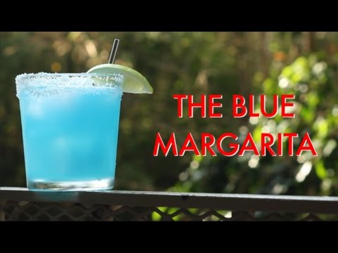 How To Make A Blue Margarita| Drinks Made Easy