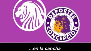 Himno de Deportes Concepción