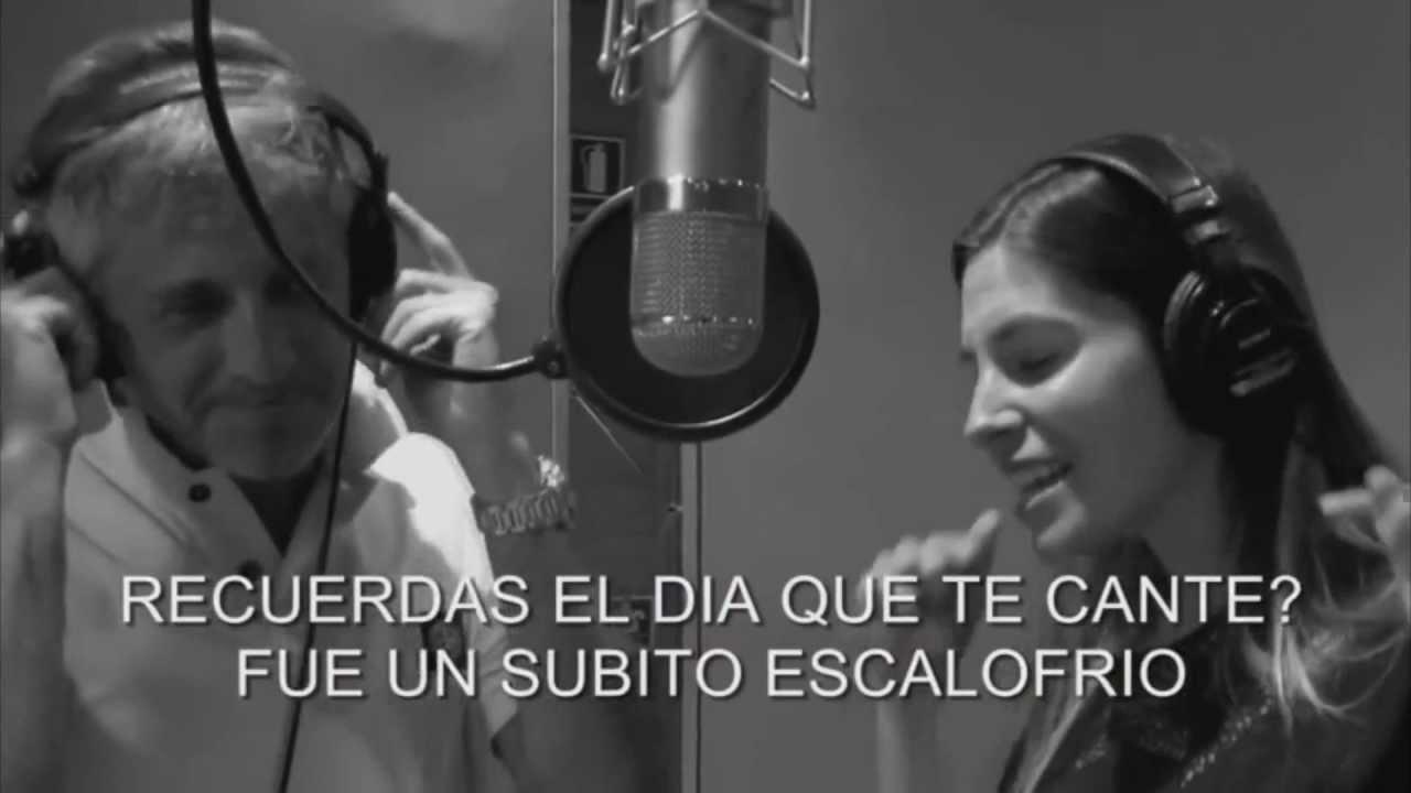 Sergio Dalma y Leire Martínez estrenan el vídeoclip de 'La ...