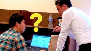 I Brought You Your Lunch! - Library Pranks Compilation (Ep. 10)