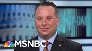 Culture Of Backstabbing At The White House Leads To Paranoia, Leaks | MTP Daily | MSNBC