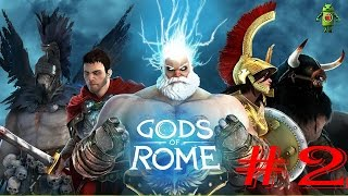 Gods Of Rome (by Gameloft) iOS/Android Gameplay HD - Part 2