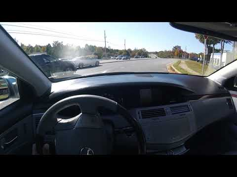 2008 Toyota Avalon LIMITED Virtual Test Drive