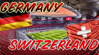 Германия Швейцария l Лига Наций 2020 2021 l матч и прогноз