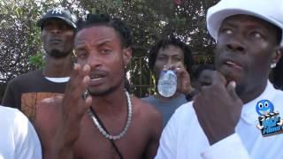 Shabba Ranks Visit Seaview Garden (Jamaica) May 10, 2014 - Pure Fun Films