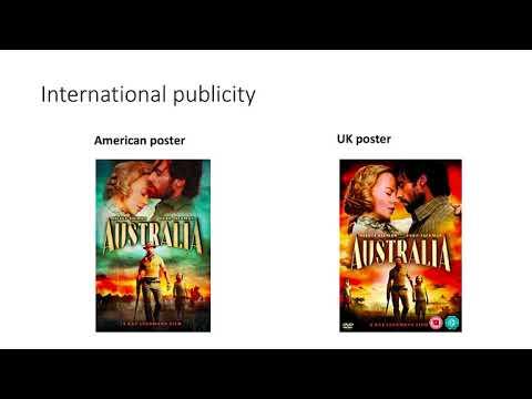 Australia (Baz Luhrmann) (Lecture)