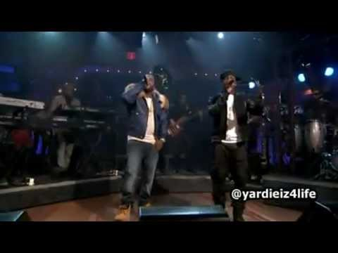 Young Jeezy  Ne Yo Perform 'Leave You Alone' Live