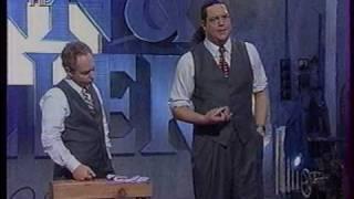 Penn & Teller (фокус с картами)