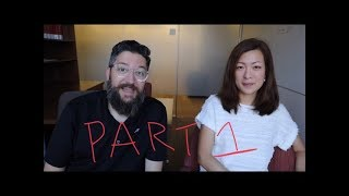 how to immigrate to the US (part 1) v2.40 | PARIS APARTMENT TOUR | a tax lawyer vlog