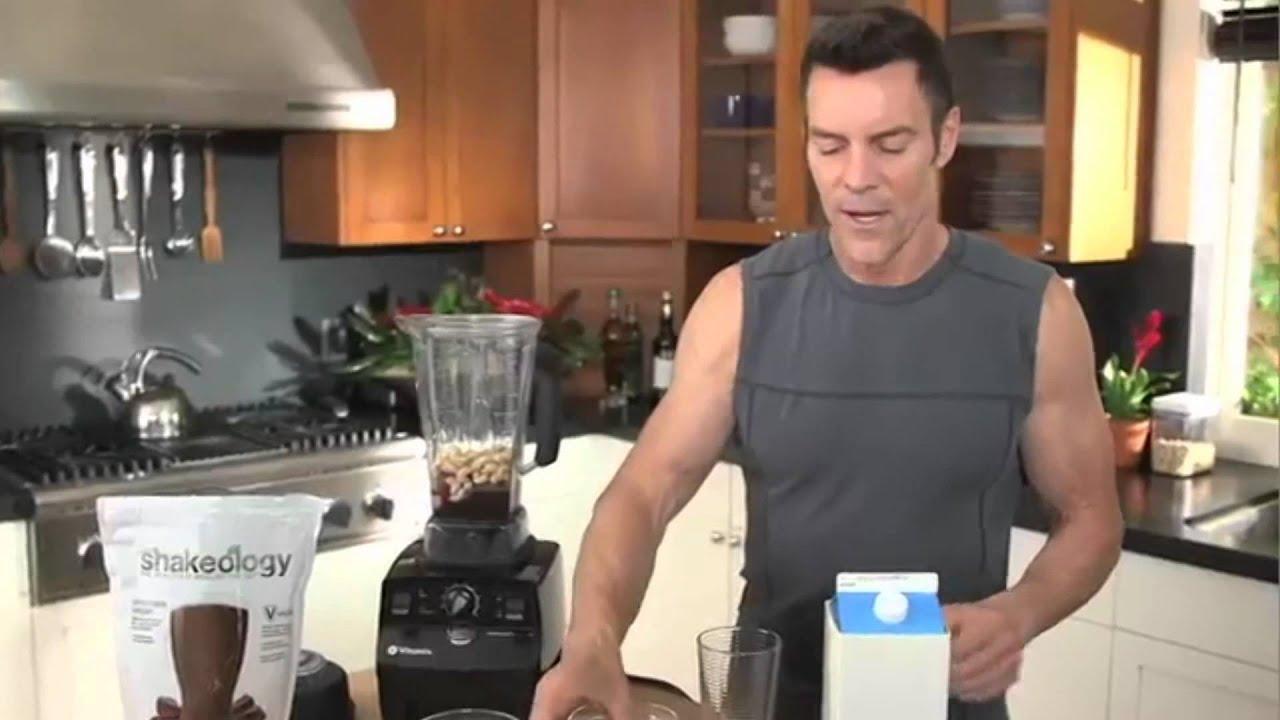 Tony Horton Favorite Shakeology Recipe - YouTube