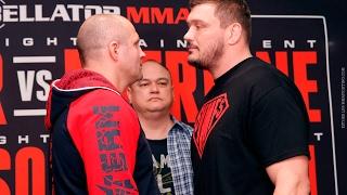 Fedor Emelianenko vs. Matt Mitrione Bellator ...