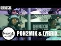 Pon2Mik & Lyrrix - Freestyle (Live des studios de Generations)