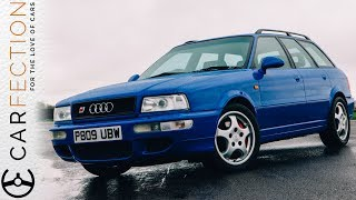 History Of The Audi Rs Wagons