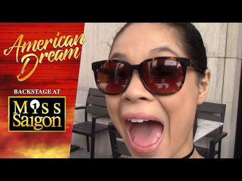 Episode 4: American Dream: Backstage at MISS SAIGON with Eva Noblezada