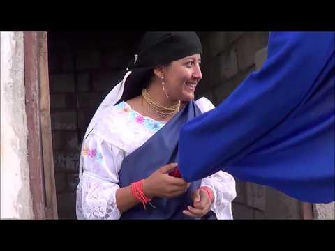 Killamanta muruyashkankuna - Kichwa indigenous story - English Subtitles