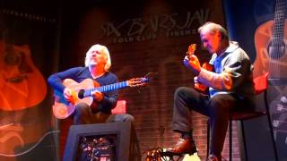 Claus Boesser Ferrari & Giovanni Palombo - Duet  Live @ Six Bars Jail   November 21st, 2014