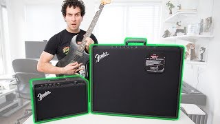 Hands-on! | Fender GT200 smart guitar amp (plus sound test!)