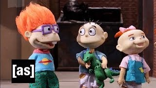 A Rugrats Joke | Robot Chicken | Adult Swim