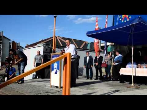 Miting SRPSKE RADIKALNE STRANKE 16.04.2016 SREMSKA MITROVICA