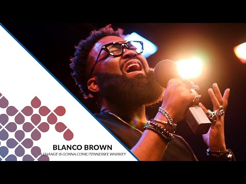Blanco Brown - A Change Is Gonna Come/Tennessee Whiskey (Sam Cooke, Chris Stapleton Cover)