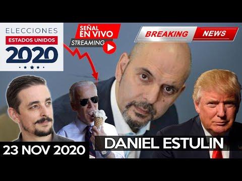GANE QUIEN GANE LA ECONOMÍA VA A DESTRUIRSE | CON DANIEL ESTULIN | ELECCIONES EEUU 2020