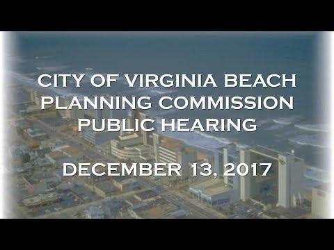 Planning Commission - 12/13/2017