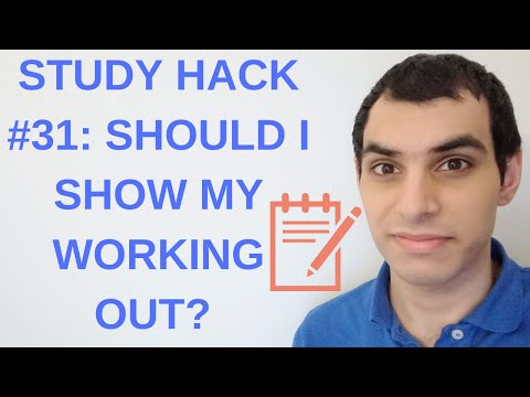 Study Hack #12: How Important Is My Daily Routine? from YouTube · Duration:  6 minutes 10 seconds