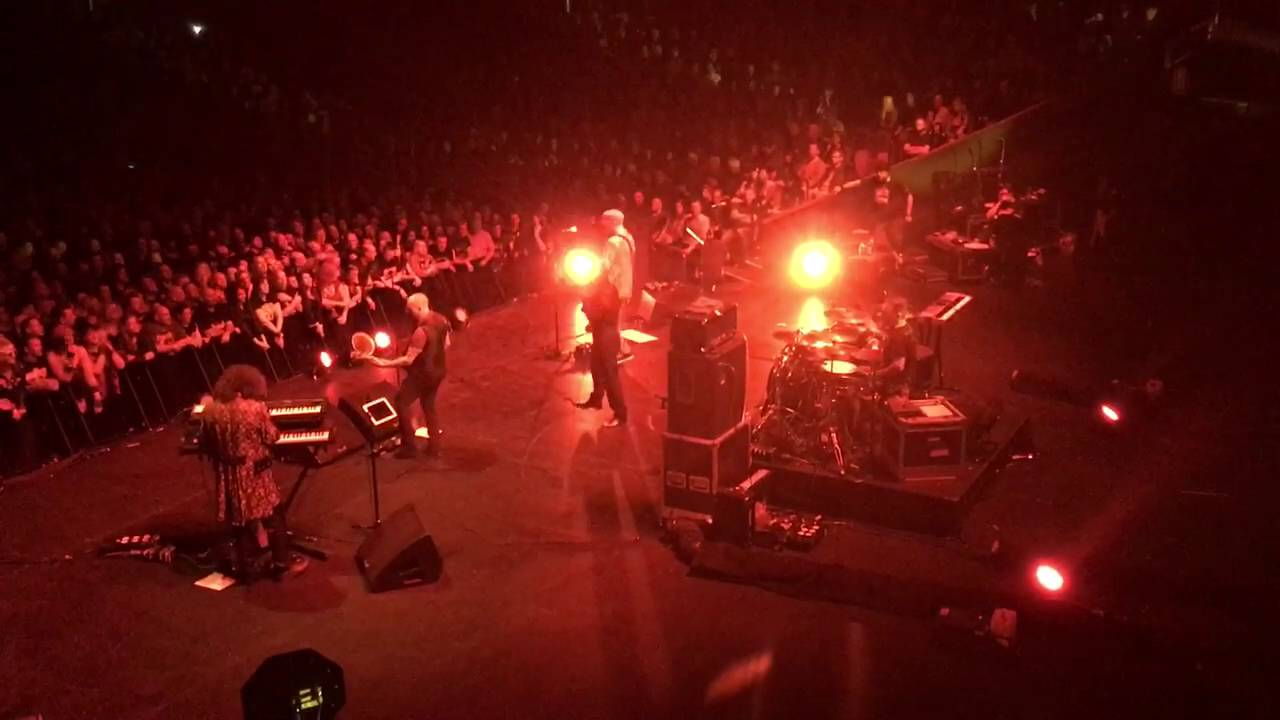 The Damned Royal Albert Hall 20th May 2016 Under The