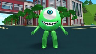 HOW TO BE MIKE WAZOWSKI IN ROBLOXIAN HIGHSCHOOL!!
