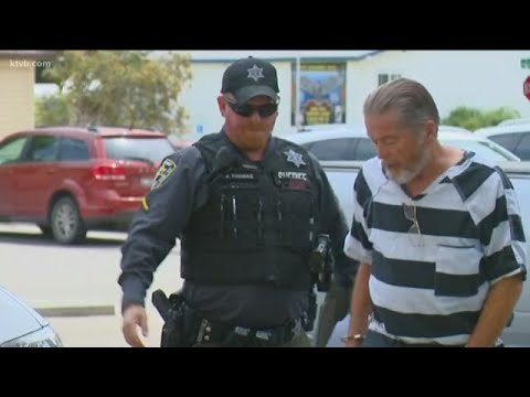 Murder suspect appears in Elmore County courtroom