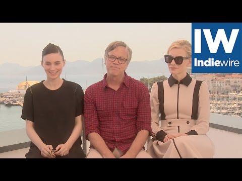 Todd Haynes, Cate Blanchett and Rooney Mara Discuss 'Carol'