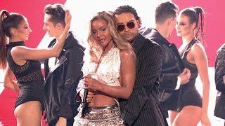 Honorata Skarbek i Boogie z zespołu Łobuzy jako Beyonce i Sean Paul - Twoja Twarz Brzmi Znajomo
