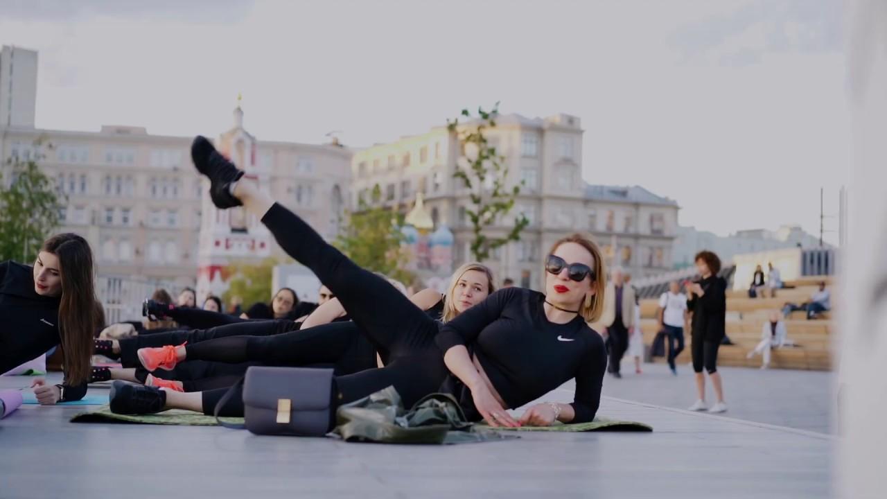 Марафон с Алиной Шпак. Бодифлекс. Оксисайз.