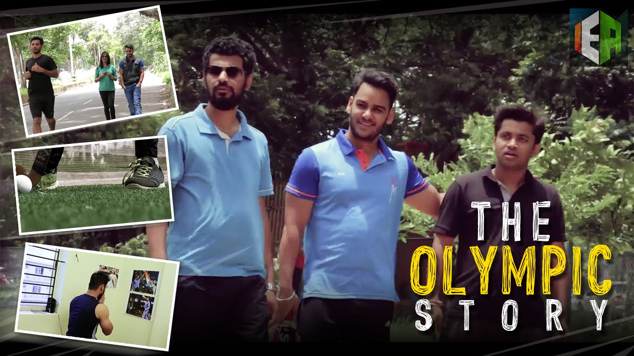Indian Entertainment Adda | The Olympic Story