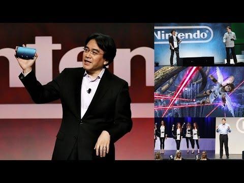 Nintendo E3 2010 Press Conference